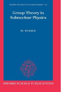 Group Theory in Subnuclear Physics