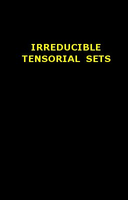 Irreducible Tensorial Sets