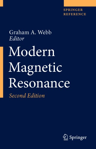 Modern Magnetic Resonance, 2nd Ed