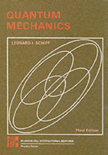 Quantum Mechanics (3 rd edition)