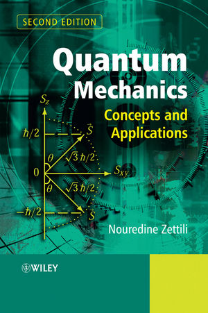 Quantum Mechanics Concepts and Applications, 2nd Edition