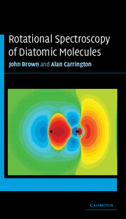 Rotational Spectroscopy of Diatomic Molecules