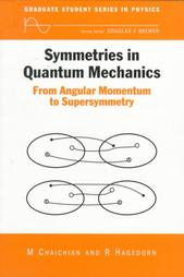 symmetries-in-quantum-mechanics-from-angular-momentum-supersymmetry